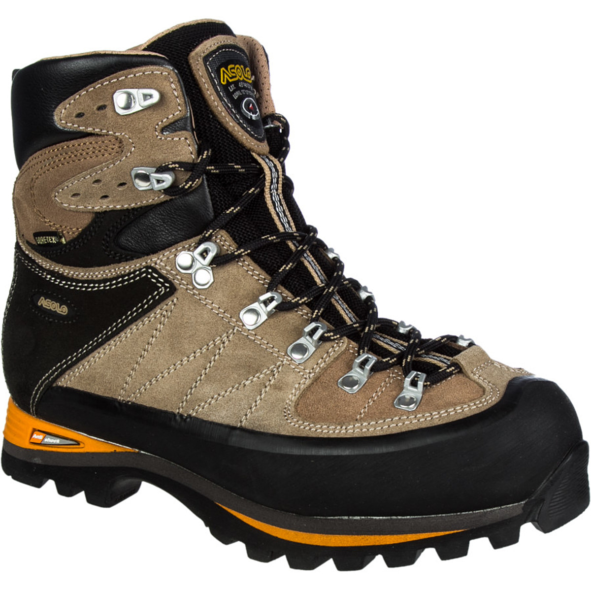 photo: Asolo Women's Khumbu backpacking boot