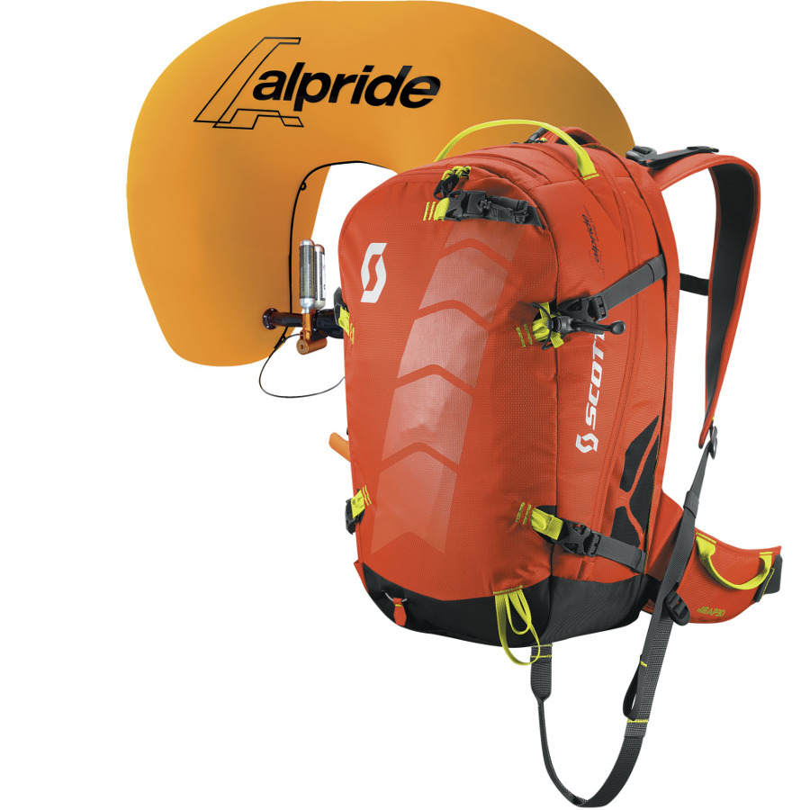 Scott Air Free AP Alpride 30 Kit