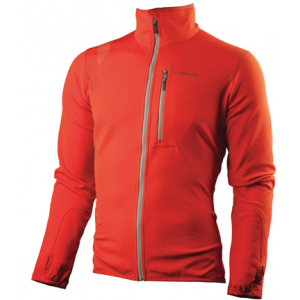 photo: La Sportiva Voyager Jacket fleece jacket