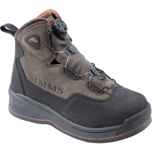 photo: Simms Headwaters Boa Wading Boot wading boots