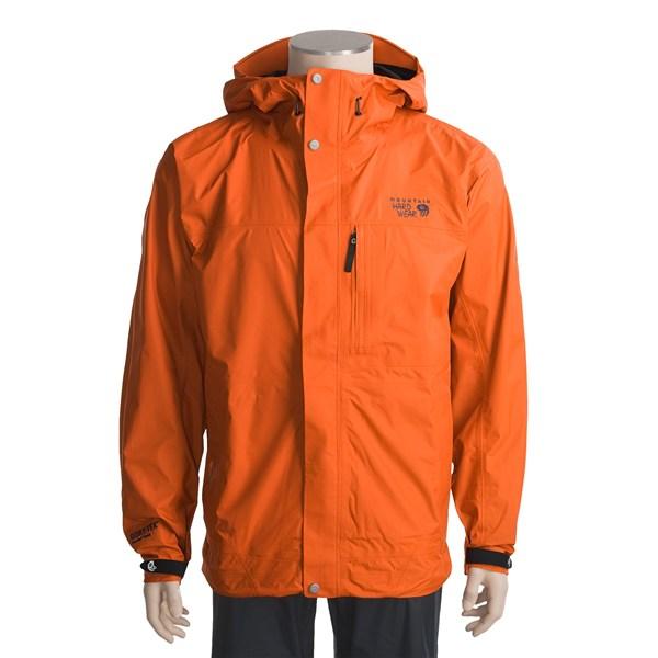photo: Mountain Hardwear Typhoon Jacket waterproof jacket