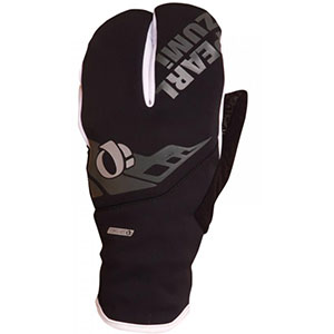 photo: Pearl Izumi PRO Softshell Lobster Glove soft shell glove/mitten