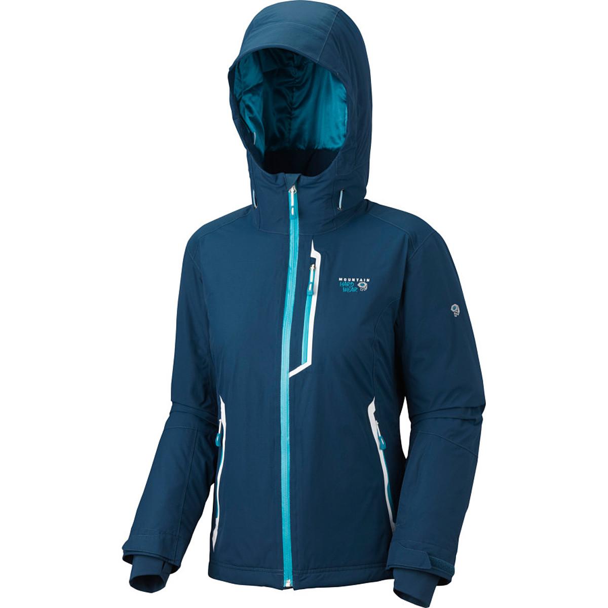 photo: Mountain Hardwear Luma Jacket snowsport jacket