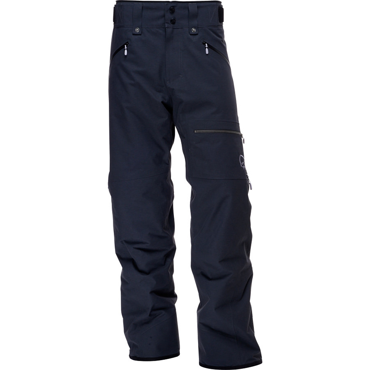 photo: Norrona Roldal Gore-Tex Performance Shell Insulated Pant snowsport pant