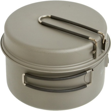 Backcountry.com Titanium Cookset - 1650ml