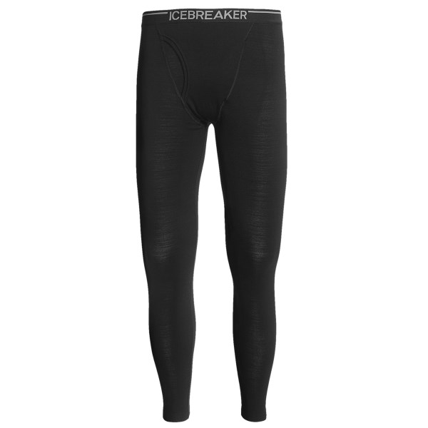 photo: Icebreaker Bodyfit 260 Legging w/Fly base layer bottom