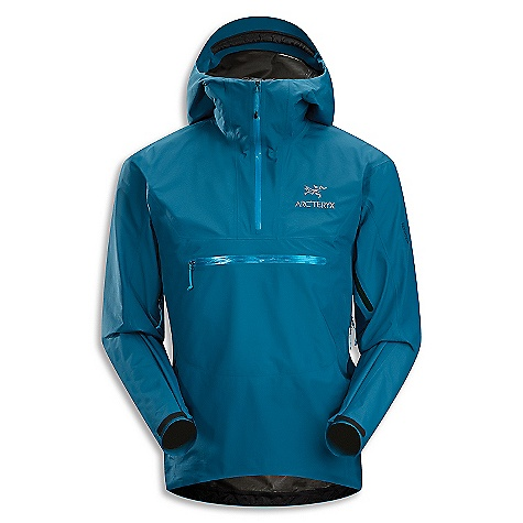 photo: Arc'teryx Men's Alpha SL Pullover waterproof jacket