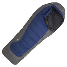 photo: Marmot Trestles 20 Semi Rec 3-season synthetic sleeping bag