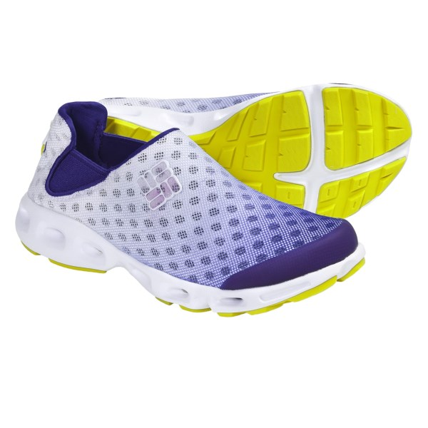 photo: Columbia Women's Drainmaker Slip water shoe
