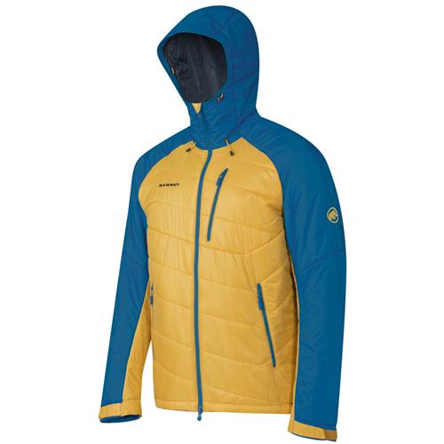 photo: Mammut Rime Pro Jacket synthetic insulated jacket