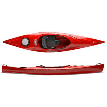 photo: LiquidLogic Mist 12 recreational kayak