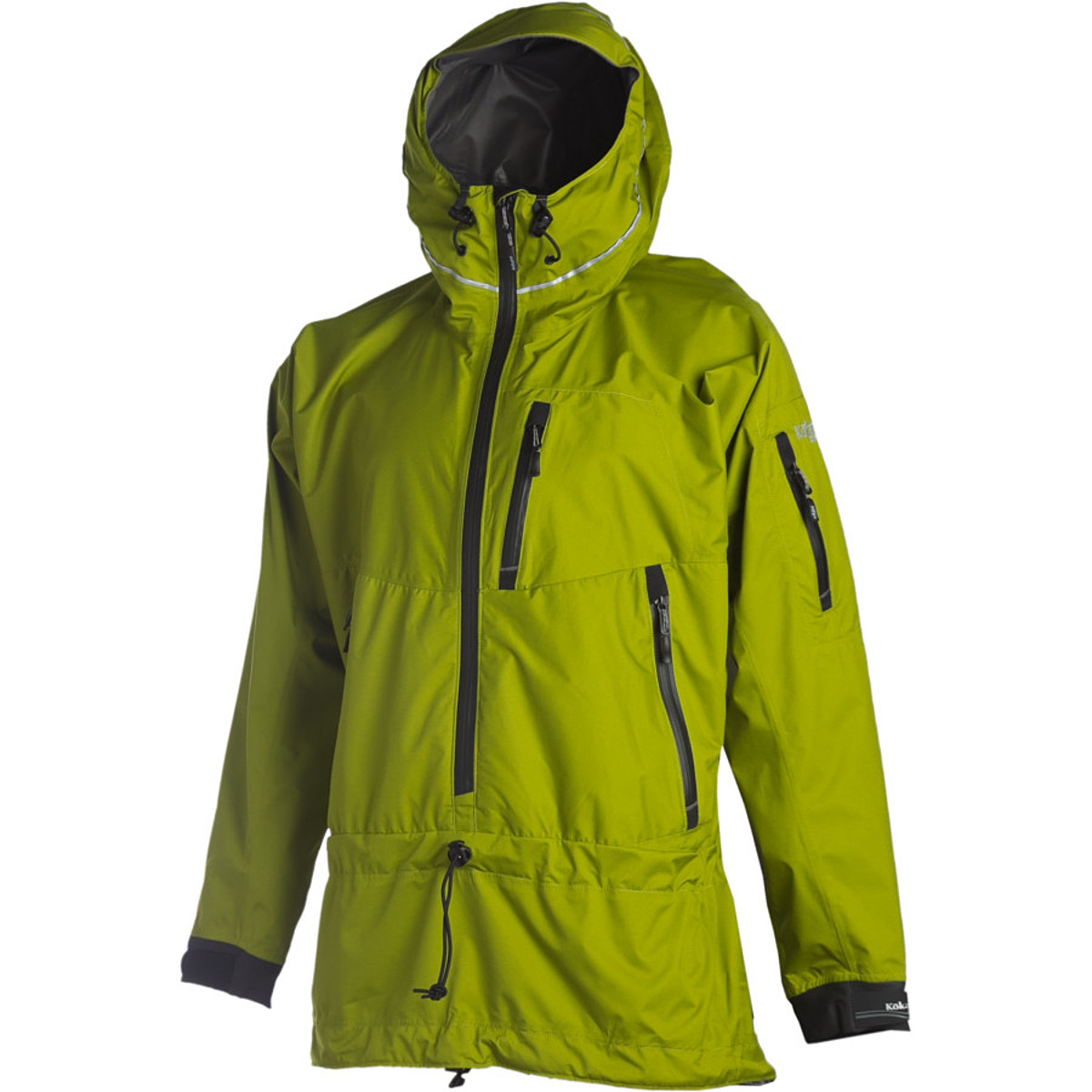 photo: Kokatat Men's Gore-Tex Anorak long sleeve paddle jacket