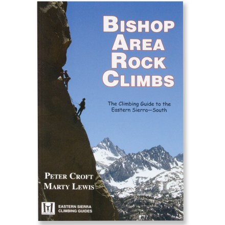 Maximus Press Bishop Area Rock Climbs - 3rd Edition