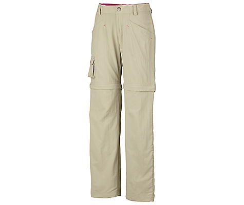 photo: Columbia Girls' Silver Ridge Convertible Pant hiking pant