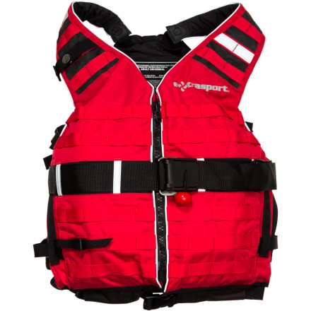 photo: Extrasport Tactical PFD life jacket/pfd