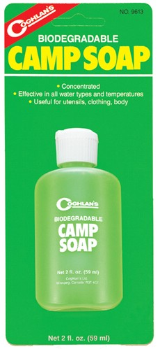 photo: Coghlan's Biodegradable Camp Soap soap/cleanser