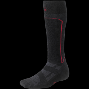 photo: Smartwool Women's PhD Ski Light Sock snowsport sock