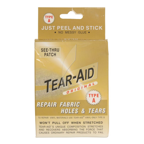 photo: Tear-Aid Type A Repair Tape patch/tape