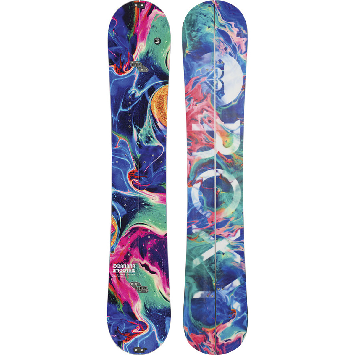 photo of a Roxy ski/snowshoe product