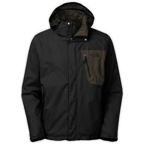 photo: The North Face Men's Varius Guide Jacket waterproof jacket