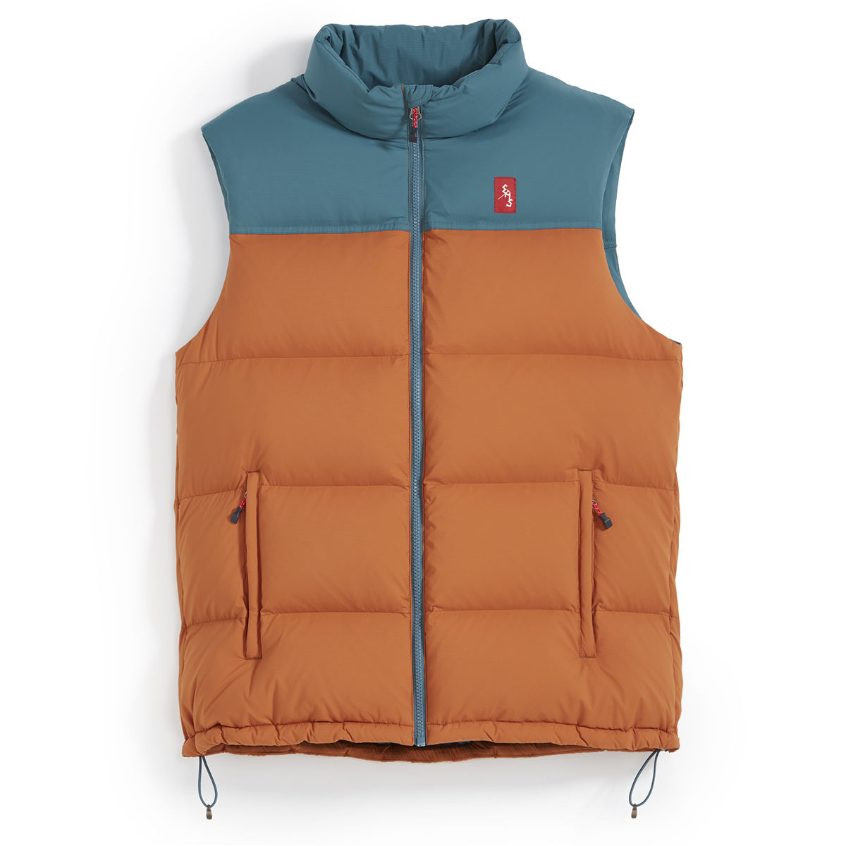 photo: EMS Glacier Vest down insulated vest