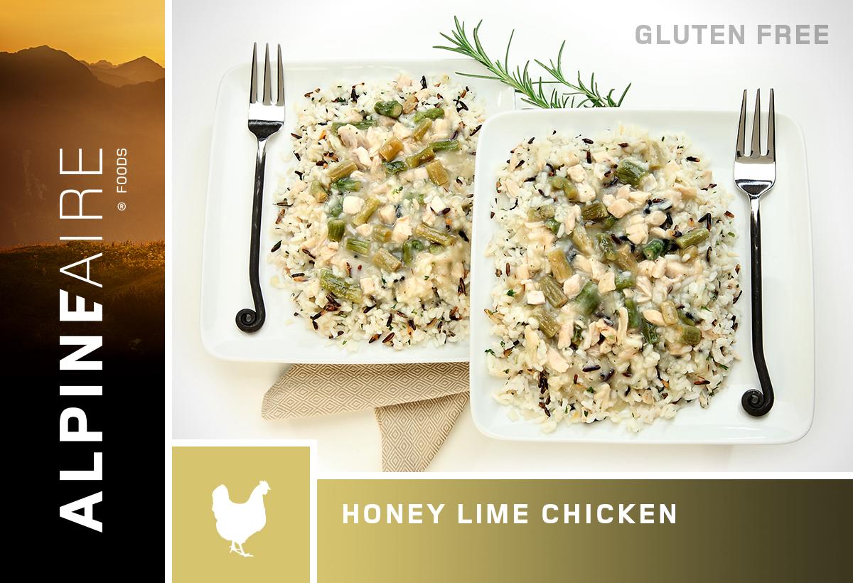 Richmoor Honey Lime Chicken