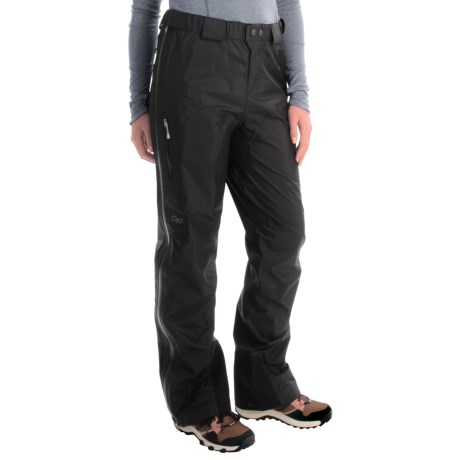 photo: Outdoor Research Women's Paladin Pants waterproof pant