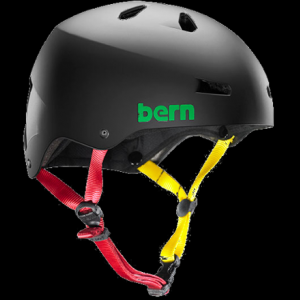 photo: Bern Macon snowsport helmet