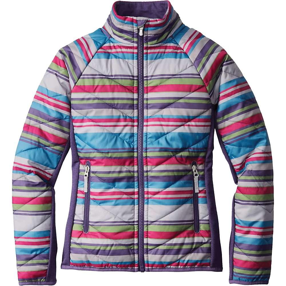 photo: Smartwool Girls' Double Corbet 120 Jacket synthetic insulated jacket