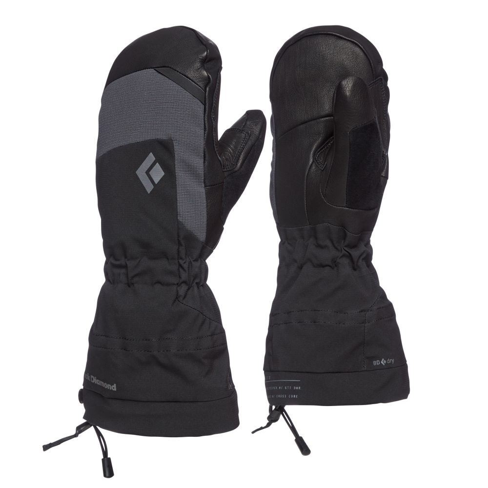 photo: Black Diamond Mercury Mitt insulated glove/mitten