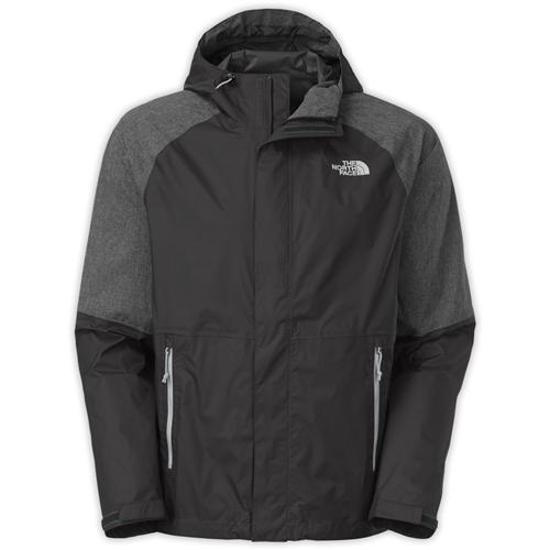 photo: The North Face Venture Hybrid Jacket waterproof jacket