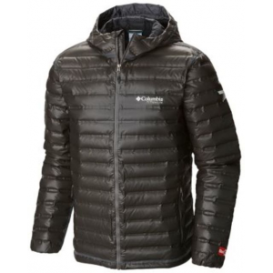 photo: Columbia OutDry Ex Gold Down Hooded Jacket down insulated jacket