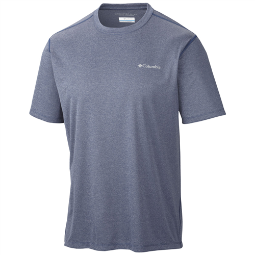 Columbia Accelerwick Short Sleeve Knit Shirt