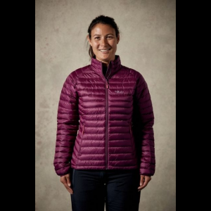 photo: Rab Women's Microlight Jacket down insulated jacket