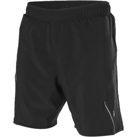 photo: Salomon Men's EXO Motion Short active short