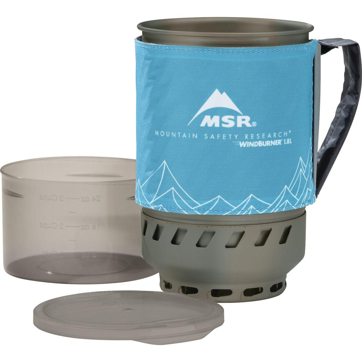 photo: MSR WindBurner Duo Accessory Pot pot/pan