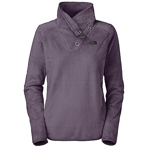 The North Face Mossbud Snap Neck