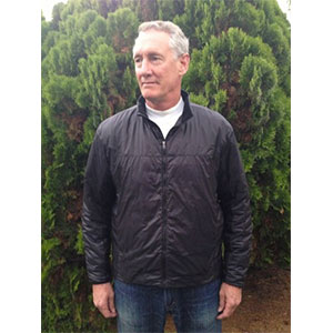 photo: Recreation Before Responsibility Men's Nylon RipStop Jacket synthetic insulated jacket