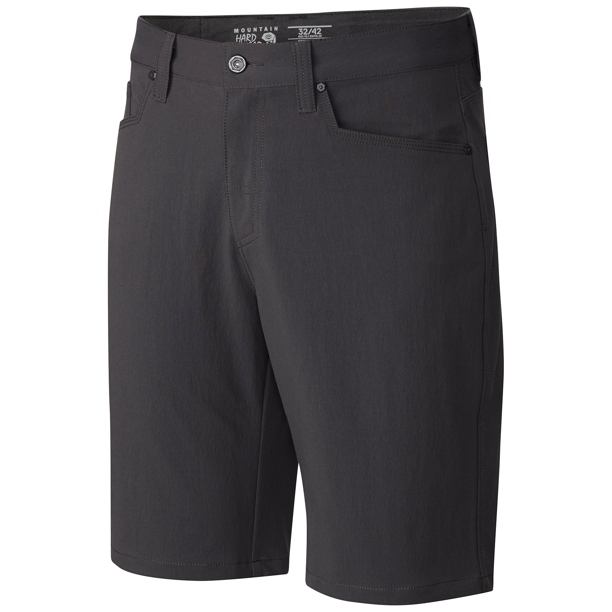 photo: Mountain Hardwear Piero Utility Short hiking short