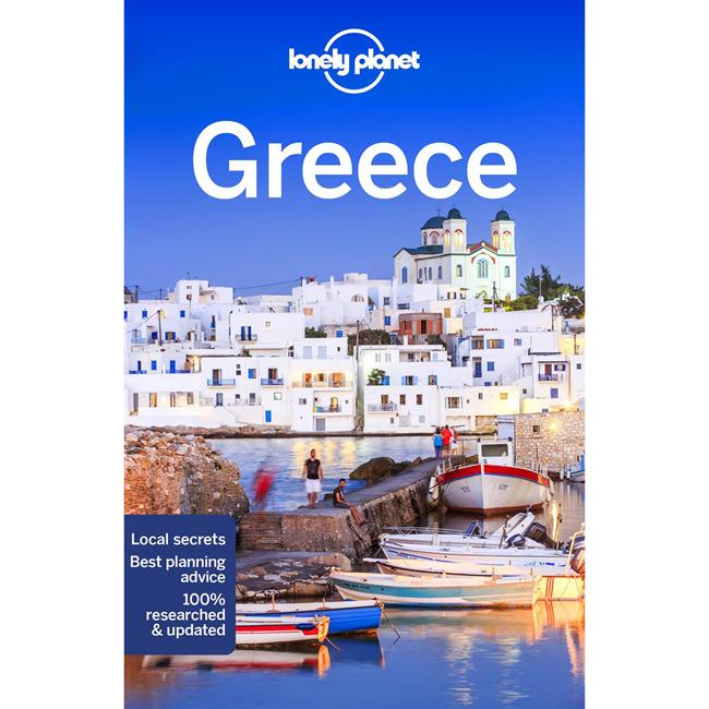 photo: Lonely Planet Greece international guidebook