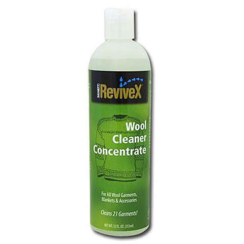 photo: ReviveX Wool Cleaner Concentrate fabric cleaner/treatment