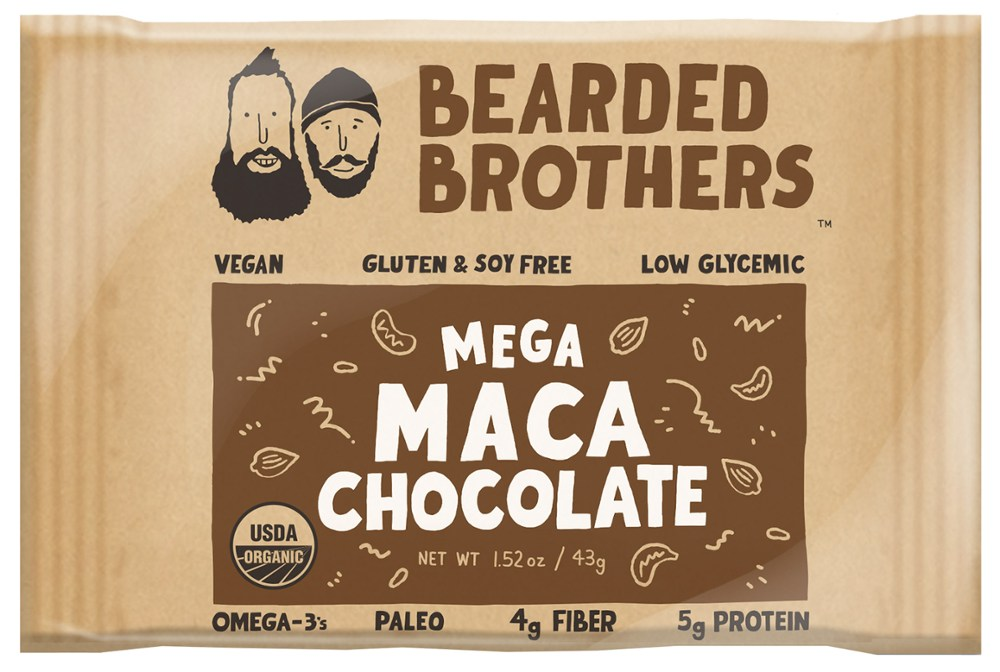 photo: Bearded Brothers Energy Bar nutrition bar