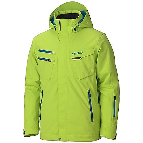photo: Marmot LZ Jacket synthetic insulated jacket