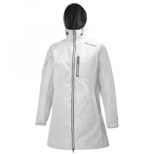 photo: Helly Hansen Long Belfast Jacket waterproof jacket