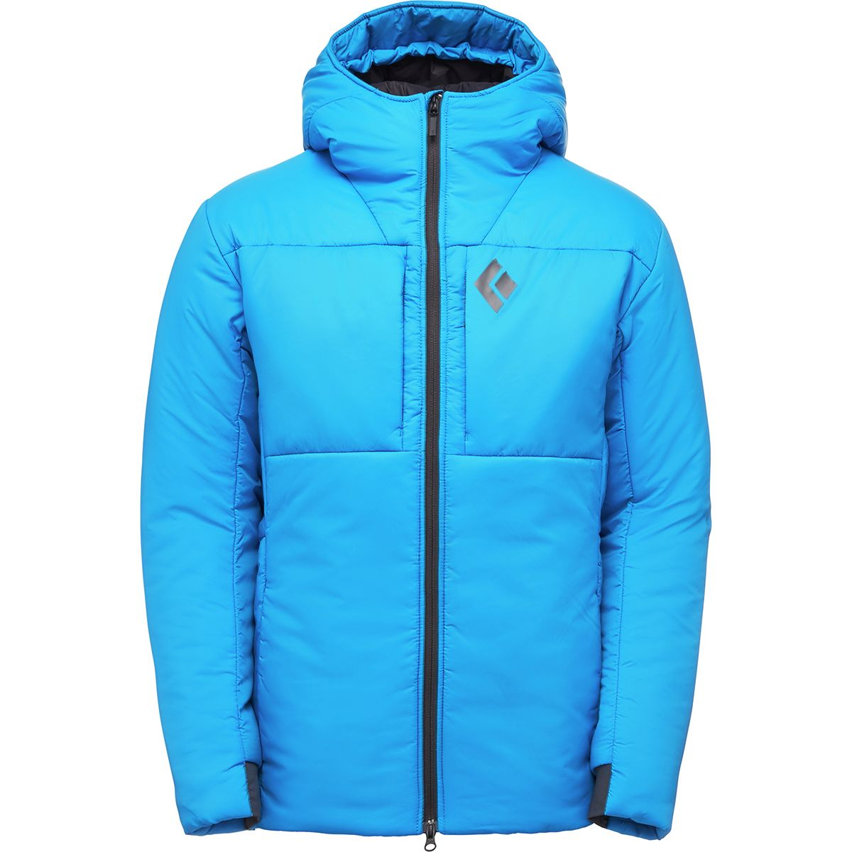 photo: Black Diamond Stance Belay Parka synthetic insulated jacket