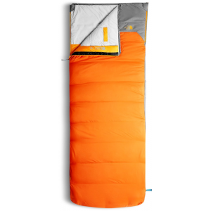 photo: The North Face Dolomite 40/4 warm weather synthetic sleeping bag