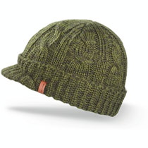 photo: DaKine Colt Visor Beanie winter hat