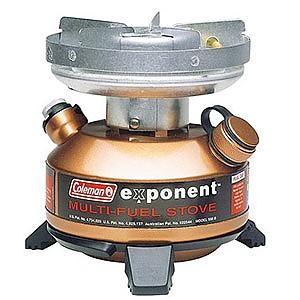 photo: Coleman Exponent Multi-Fuel Stove liquid fuel stove