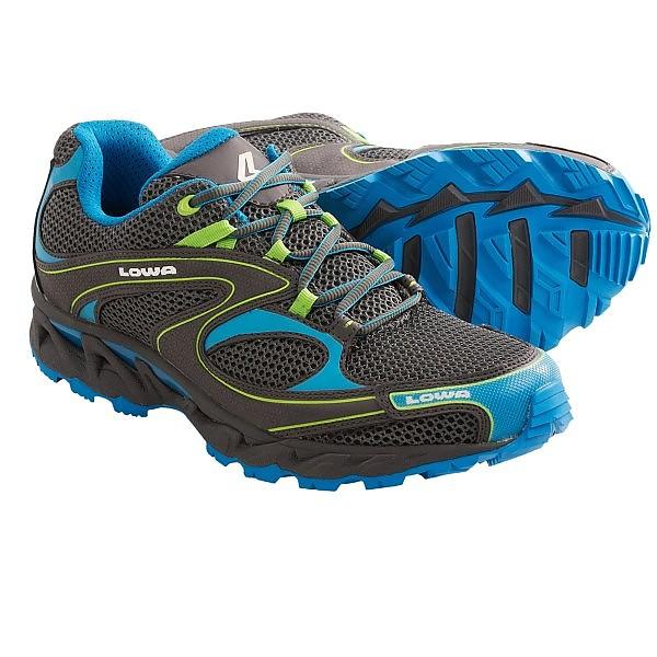 photo: Lowa S-Curve Mesh trail running shoe