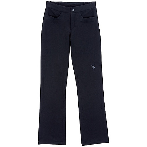 photo: Ibex Women's Tuck Pant soft shell pant